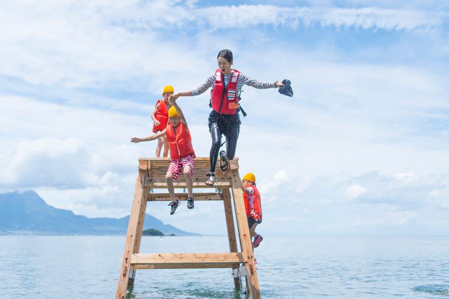 海の遠足 園外保育
